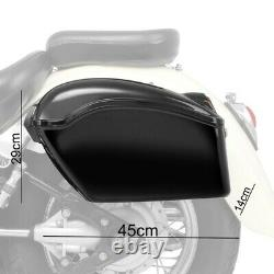 Sacoches laterales pour Harley Davidson Softail Low Rider / S NBH