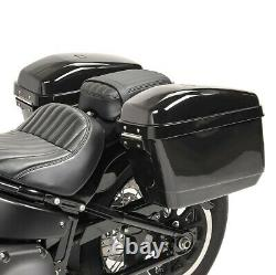 Sacoches laterales pour Harley Davidson Softail Low Rider / S NV