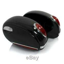 Sacoches laterales pour Harley Davidson Sportster 1200 CA Custom ALH