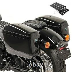 Sacoches laterales pour Harley Davidson Sportster Forty-Eight 48 / Special NVK
