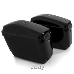 Sacoches laterales pour Harley Davidson Street 750 / 500 NV