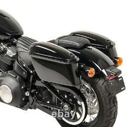 Sacoches rigides OG 12l pour Harley Davidson Softail Springer / Standard