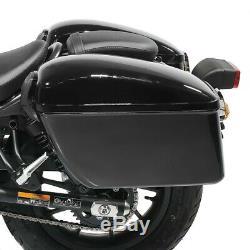 Sacoches rigides laterales pour Harley Davidson Softail 18-20 Dallas valises cav