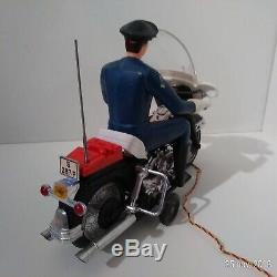 Sanchis Moto Harley Davidson highway police 1/10