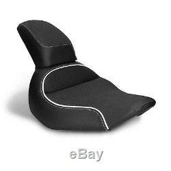 selle moto confort gel pour harley davidson softail breakout fxsb modificaci n. Black Bedroom Furniture Sets. Home Design Ideas