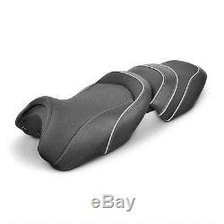 Selle Moto Confort Gel pour Harley Davidson Softail Slim (FLS) Modificación