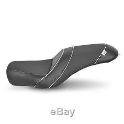 selle moto confort gel pour harley davidson sportster 1200. Black Bedroom Furniture Sets. Home Design Ideas