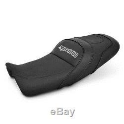 selle moto confort gel pour harley davidson sportster 1200 custom modificaci n. Black Bedroom Furniture Sets. Home Design Ideas