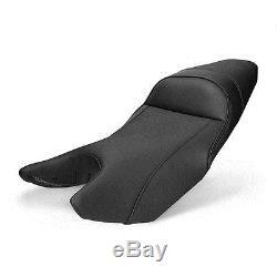 selle moto confort gel pour harley davidson street 750. Black Bedroom Furniture Sets. Home Design Ideas