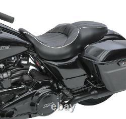 Selle Moto pour Harley Davidson Touring 09-20 Craftride XB3
