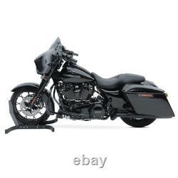 Selle moto Craftride RH4 pour Harley Davidson Touring 09-20 noir