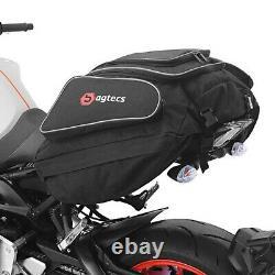 Set ST2 Sacoche de selle + Alarme pour Harley Davidson XR 1200 / X