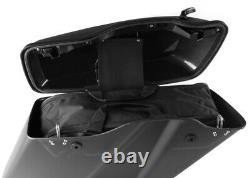 Set de sacs d'interieurs B2 pour Harley Road King 94-20 Topcase / sacoches