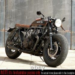 Superb moto rétroviseurs miroirsretro rond noir pour Harley V-ROD MUSCLE