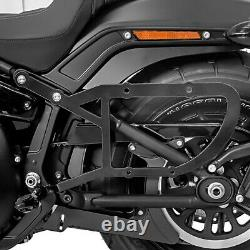 Support Ecarteurs de Sacoches pour Harley-Davidson Softail 88-17 Craftride XL