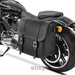Support de sacoches XL pour Harley Softail Slim 18-21