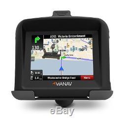 Système de Navigation GPS Moto pour Harley Davidson Street Glide (FLHX)