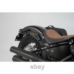 Système de sacoches latérales LH Legend Gear Harley-Davidson Softail Street Bob