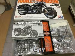 Tamiya 1/6 Moto Séries Harley Davidson Officiel