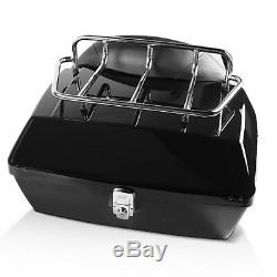 Top Case 43l pour Harley Sportster 1200 Roadster, 883/ Custom/ Iron/ Low