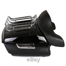 Top Case King pour Harley-Davidson Touring 14-20 kit de montage porte bagage