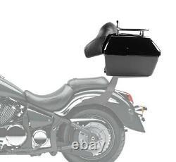 Top Case Missouri 43 l pour Harley Davidson Dyna Fat Bob
