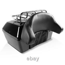 Top Case Missouri 43 l pour Harley Davidson Softail Slim