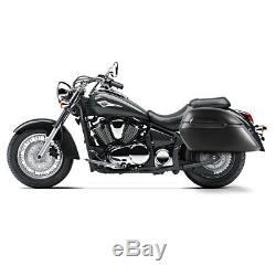 Valises rigides 33l pour Harley Davidson Sportster 1200 CA/CB /Custom /Low