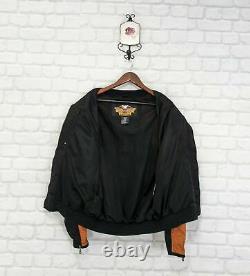 Veste Harley Davidson Genuine Biker Homme Taille M