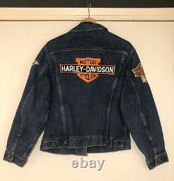 Veste Levis Harley Davidson