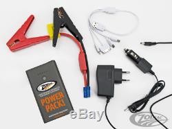 Zodiac power box moto harley moto EMERGENCY JUMP STARTER tuning auto idee cadeau